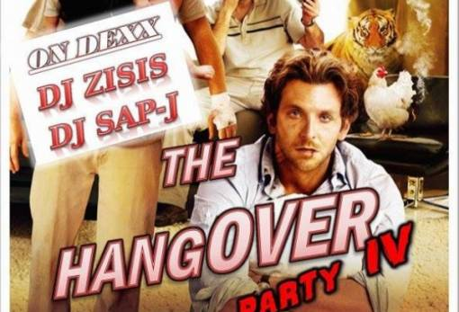 """The hangover party IV"" στη Συκιά Μονεμβασίας"